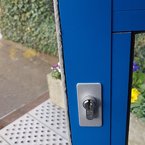 Commercial Door Lock Fitting